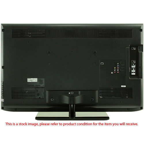 sony bravia 40 black led hdtv kdl 40ex520 1080p wifi ebay. Black Bedroom Furniture Sets. Home Design Ideas