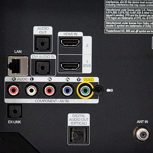 Samsung UN40EH5300 40 034 Smart LED HD TV Full HD 1080p