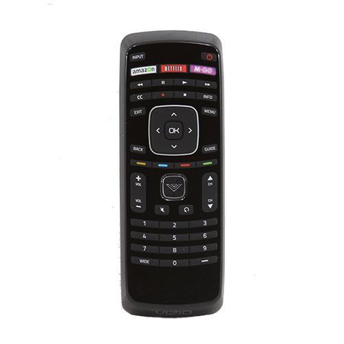 Vizio xrt112 remote control