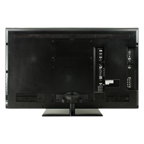 sony bravia 46 black led lcd 3d hdtv kdl 46nx810 1080p 240hz wifi. Black Bedroom Furniture Sets. Home Design Ideas