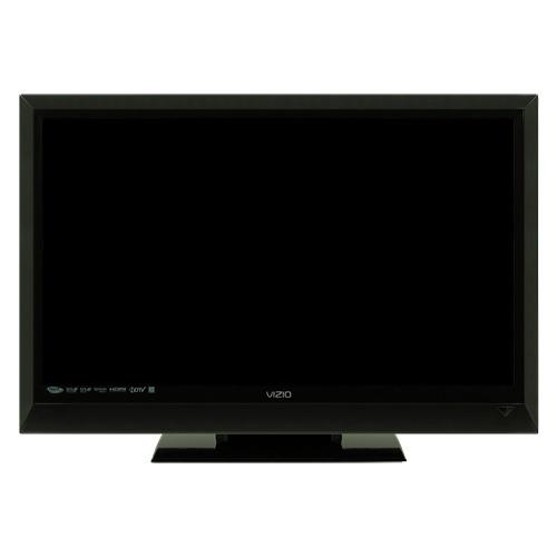 vizio 37 e371vl flat panel lcd hdtv full hd 1080p tv ebay. Black Bedroom Furniture Sets. Home Design Ideas