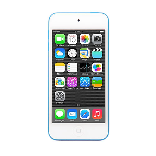 Apple iPod Touch 16GB 5th Generation Blue MGG32LL A ...