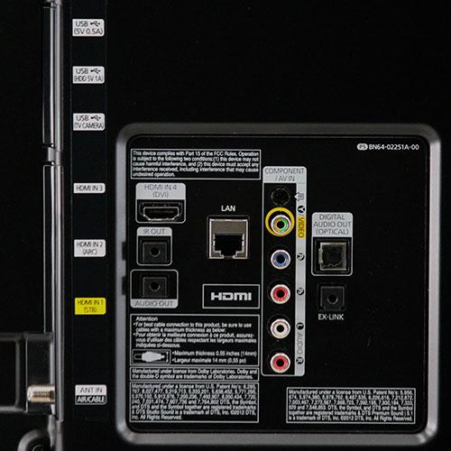 samsung 55 inch smart tv manual