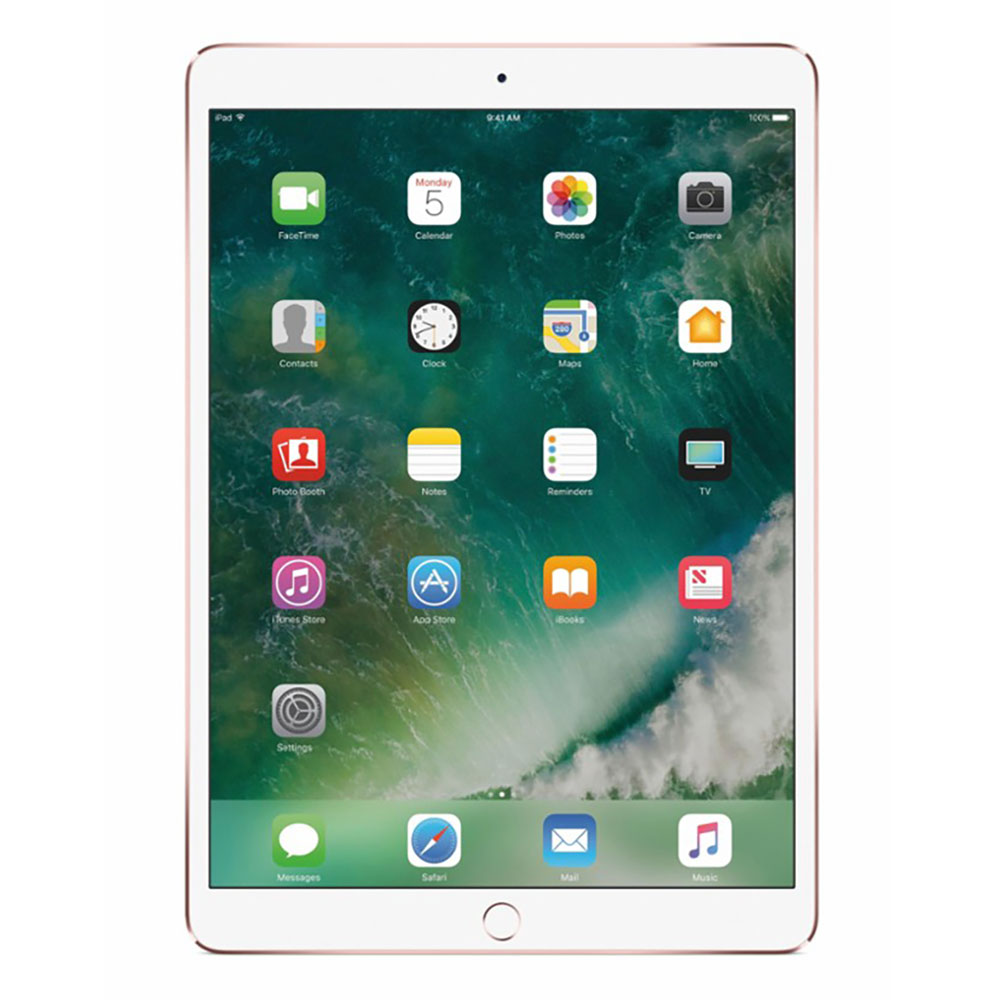 apple ipad pro 10 5 wi fi 256gb retina display rose gold. Black Bedroom Furniture Sets. Home Design Ideas