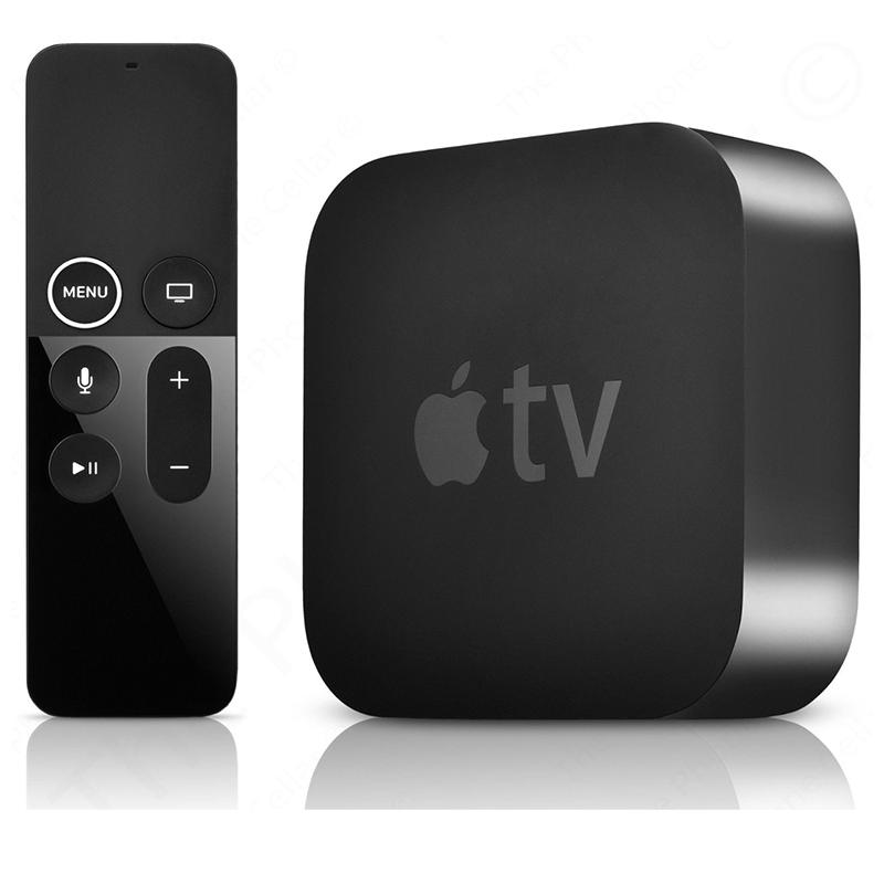 Details about Apple TV 4K 32GB HDR 5th Generation Digital Media Streamer  MQD22LL/A