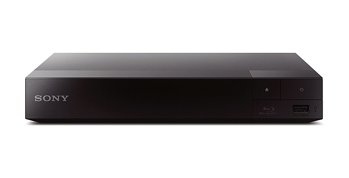 sony dvd player. sony bdp-bx370 1080p blu-ray and dvd player built in wi-fi netflix internet apps dvd